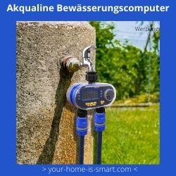 Bewässerungscomputer der firma akqualine