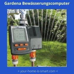 gardena bewässerungscomputer mit zwei wasseranschlüssen