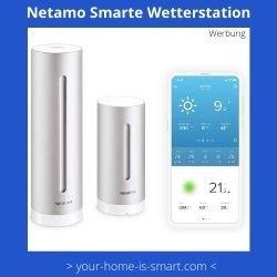 Smart Home Wetterstation von Netamo