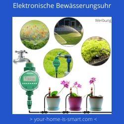 Elektronische Bewässerungsuhr der Firma Proster