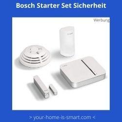 Smart Home Alarmanlage der Firma Bosch