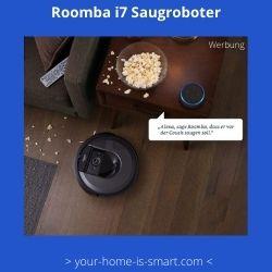 Roomba i7 Saugroboter
