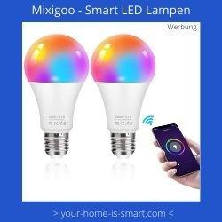 Smart Home Leuchten von Maxigoo