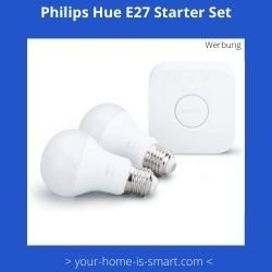 Philips Hue E27 Starter Set