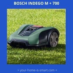 Rasenmähroboter BOSCH INDEGO M + 700