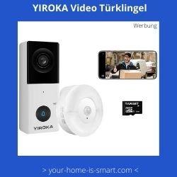 Yiroka Video Smart Home Türklingel